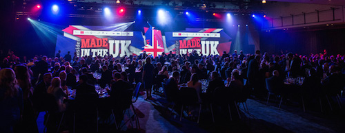 PDM has been shortlisted for the 2015 Made in the UK awards