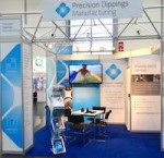 Our new stand at Compamed